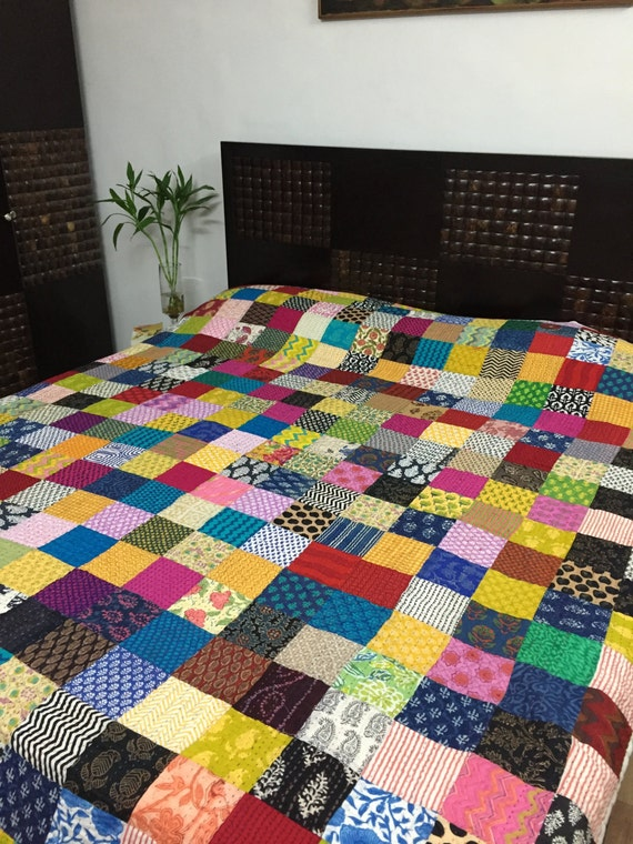 king size handmade quilts handmade king size patchwork quilts colorful patches 9122