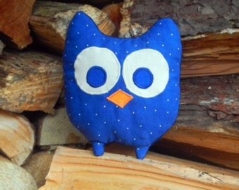 "Stuffed animal ""Eddie OWL"", soft toy, stuffed animal, plush toy"