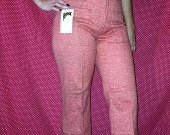 Pants vintage 60s nine