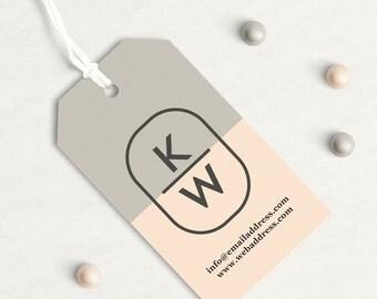 Custom Hang Tags, Custom Clothing Labels, Custom Business Card tag, Custom Price Tag, Custom Swing Tags, Hang Tag Custom Clothing Label