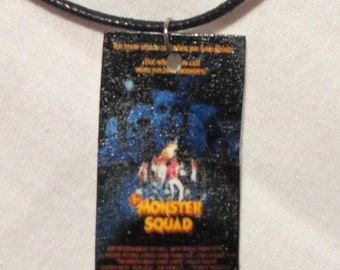Handmade Monster Squad Necklace