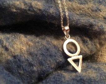 Long lost symbols Necklace
