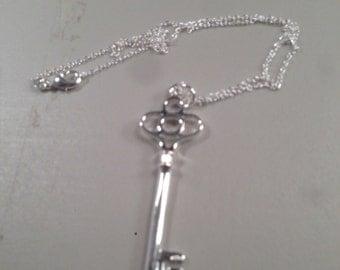 Who Loves Keys Necklace.