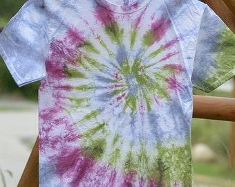 Men's Spiral Tie Dye T-Shirt