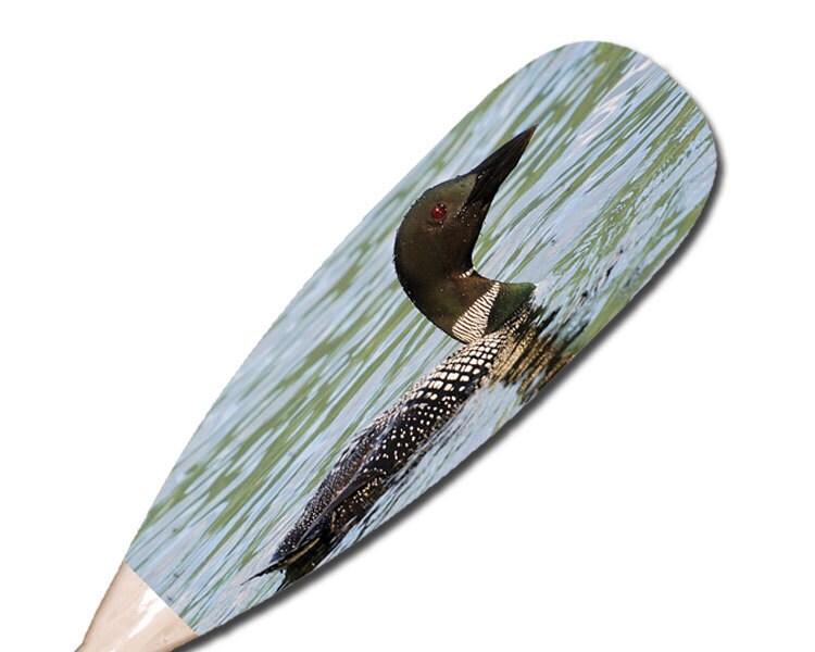 48 Loon Paddle Decorative Oars Wooden Oar Cottage