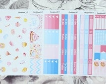 Candyland Weekly Kit Stickers