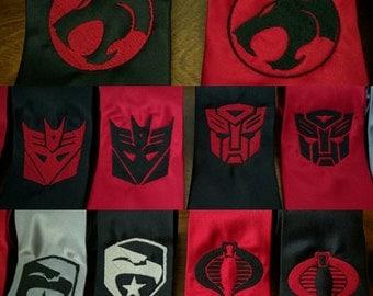 Transformers Tie Etsy