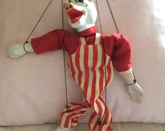 SALE!!! VINTAGE 1950s HAZZELLE Marionette