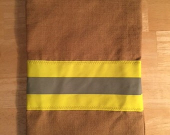 bunker gear tablet sleeve / pouch
