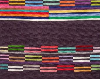 Sticks Quilt Pattern