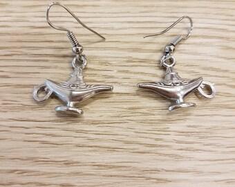 Lamp Pair of earrings