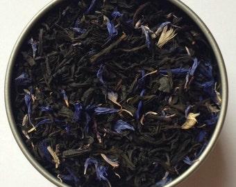 Bleu Grey Loose Leaf Tea and Hand-Filled Tea Bags