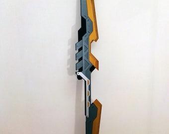 FULL METAL League Of Legends Weapon, Hyperlight Blade, Project: Yi Sword
