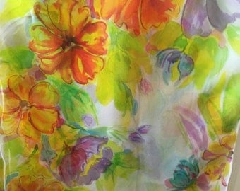 Spring into Summer Scarf Collection