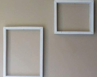Handmade shadow boxes
