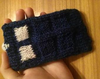 TARDIS phone case