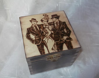 """Coffe box """"3 in 1"""""""