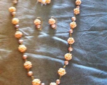 Parure necklace