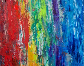 Digital Prints - Modern Abstract Art in Various Sizes Glossy Pearl Series 1