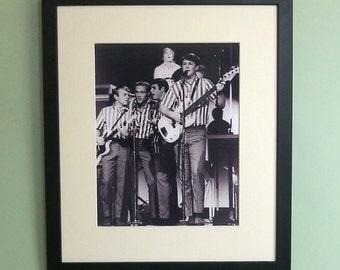 Beach Boys framed 8' x 10' photo