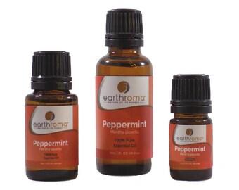 Peppermint Essential Oil | 5 mL | 15 mL | 30 mL | 100% Pure Therapeutic Grade