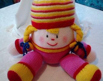 Humpty Dumpty's Sister, Daisy