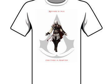 Assassin's Creed Ezio Tshirt