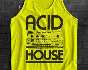 Acid house etsy for Acid house djs