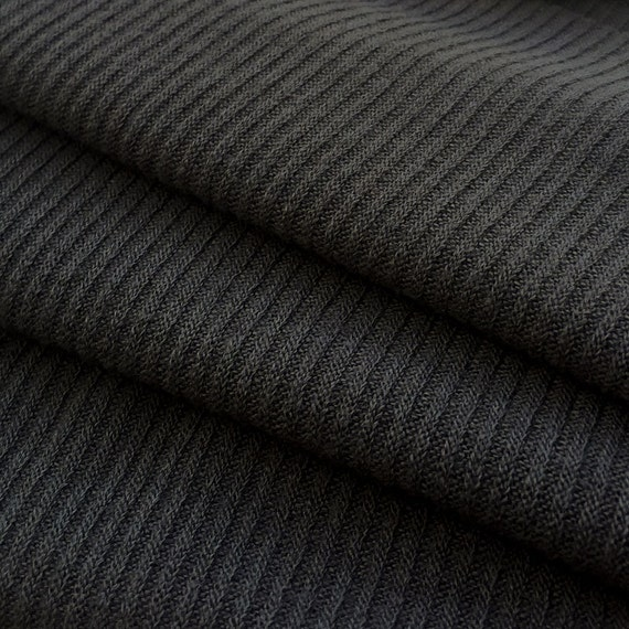 2x2 rib knit fabric by the yard wholesale price available by the bolt premium quality 10007. Black Bedroom Furniture Sets. Home Design Ideas