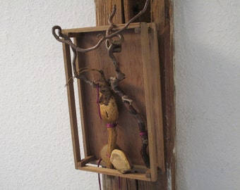 "Wall decoration ""IMP"""