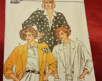 1986 Butterick size 8,10,12