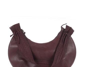 Leather Hobo #464
