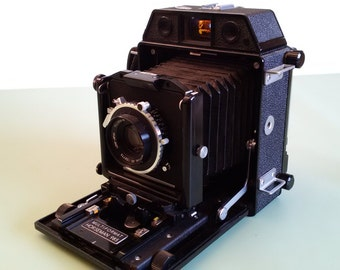 Horseman 985 technical camera, 6x9cm