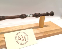 Unique harry potter prop related items etsy for Harry potter elder wand replica