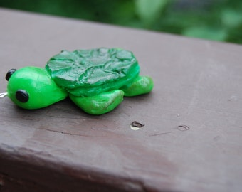 Clay Turtle
