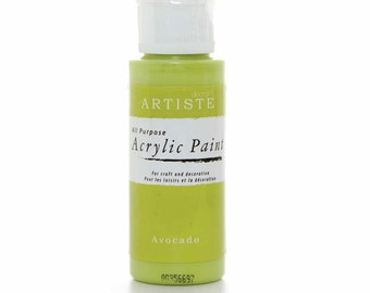 Docraft Acrylic paint - Avocado