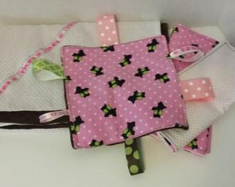 Newborn Girl Blanket Gift set B-8