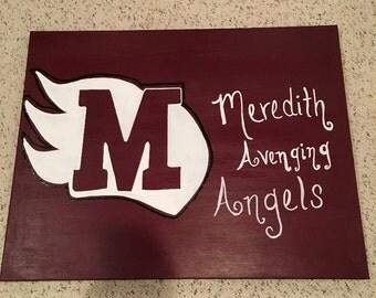 Meredith University Logo