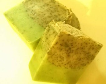 All Natural Hand Made Peppermint Soap