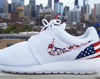 Nike Roshe One Custom '4th of Julys' Americas