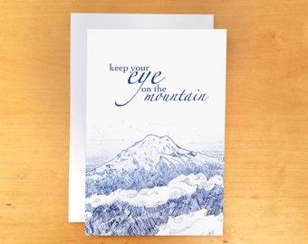 Inspirational Graduation Card 4x6