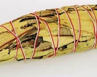 "Yerba Santa Sage Smudge Stick 3"" And 8''"