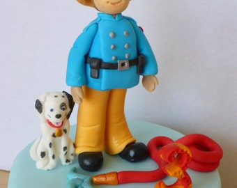 Items similar to Fireman Sam Printable Party Pack on Etsy