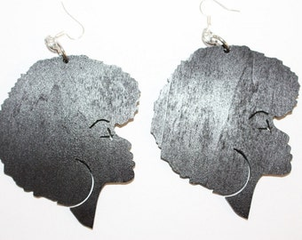 Sophisticated Fro Dangle and Drop Earrings
