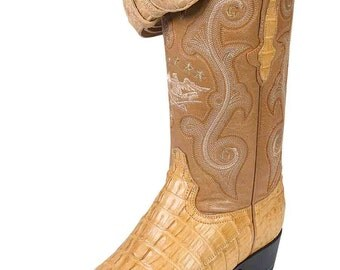 the general boot Cowgirl exotic to 6790-R skin alligator tail orix ID 8