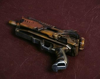 Fantasy blaster prop