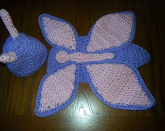 Newborn Butterfly Photo Prop
