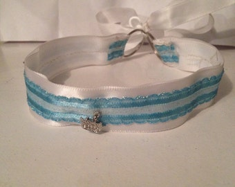 Blue prince collar