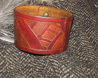 viking Celtic inspired bracelet