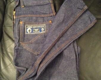1950's Dead Stock Ladies Jeans / JSB - SANFORIZED  USA.